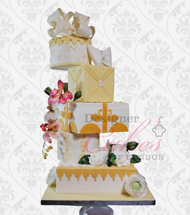 Cakes Luxury Wedding Cakes Simple Wedding Cakes Bespoke Wedding Cakes ...