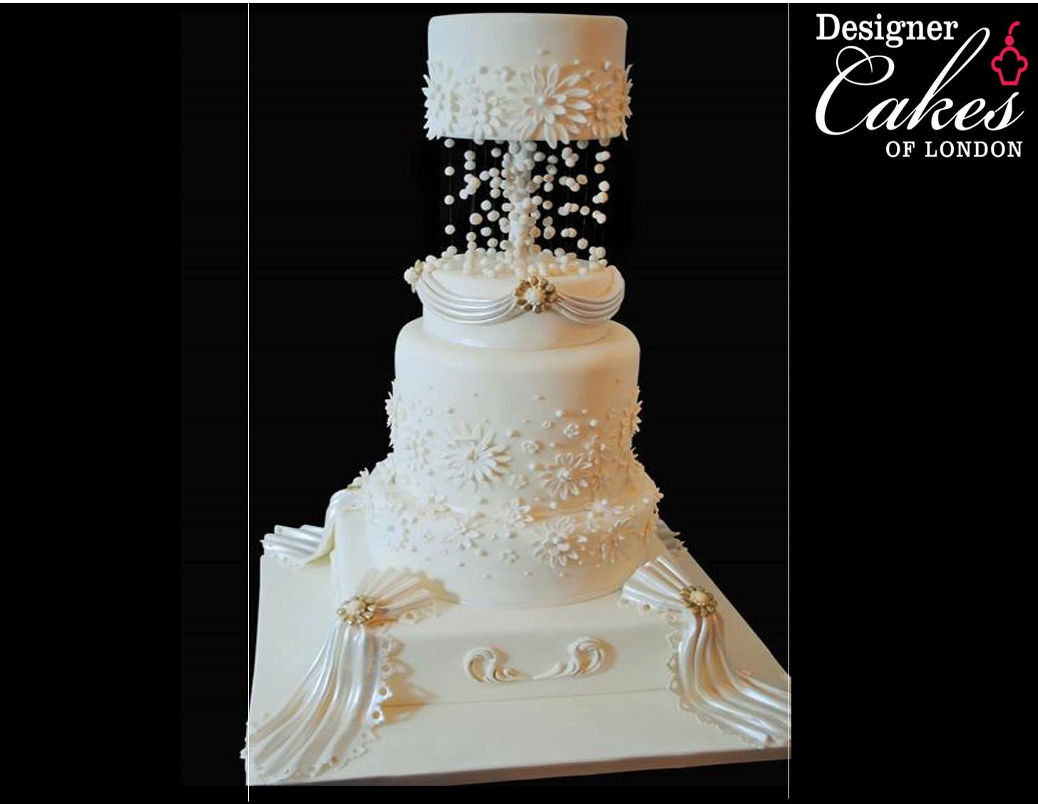 Wedding Cakes Designer Luxury