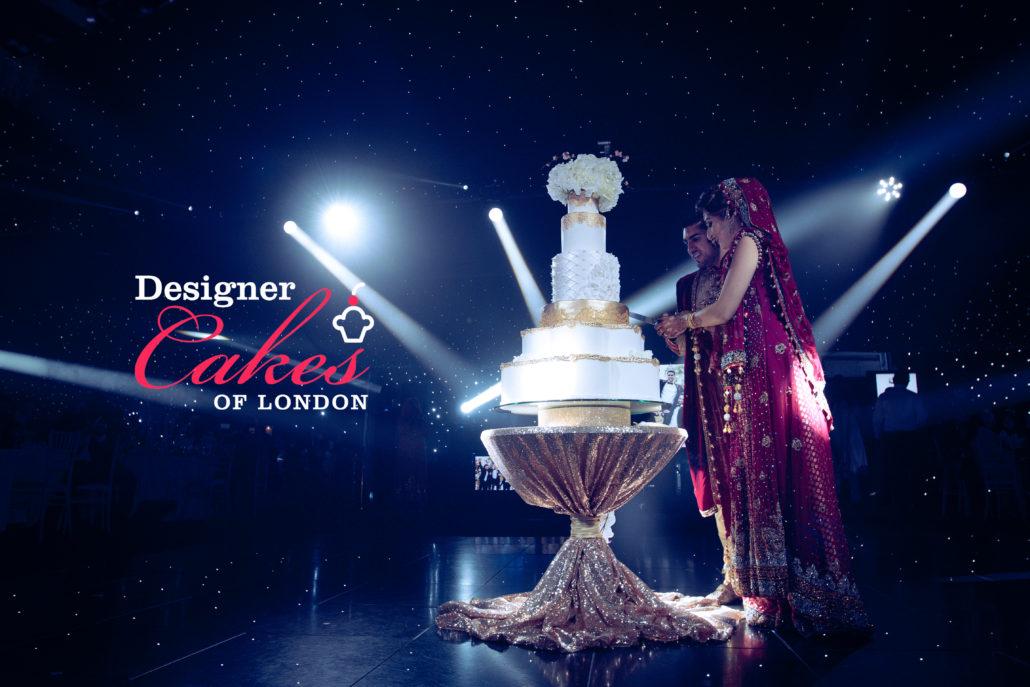 Mehndi Cakes London : Henna asian wedding cakes london luxury