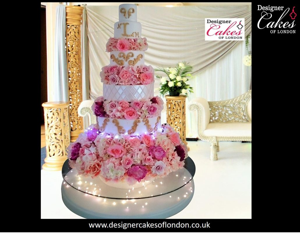 asian wedding cakes london rosemary luxury wedding cakes asian wedding 10877