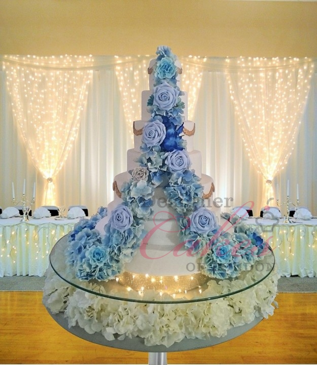Chandelier Cake Stand Hire