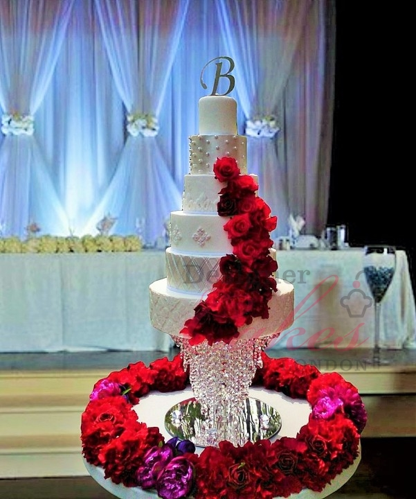 Most wedding cakes for the holiday Asian wedding cakes london london