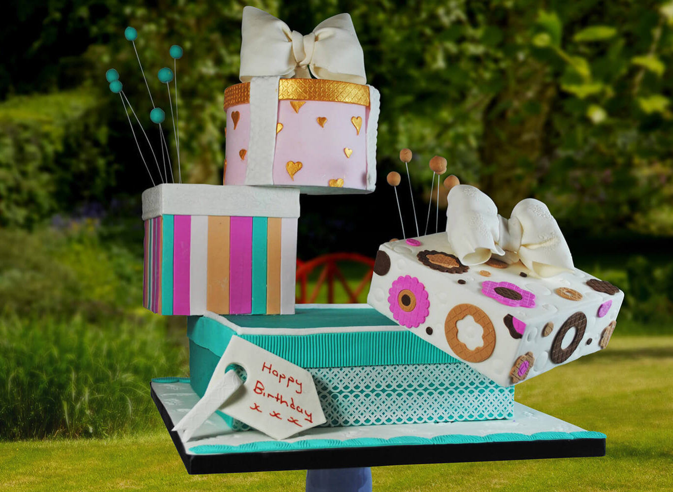 Bespoke Birthday Cakes London