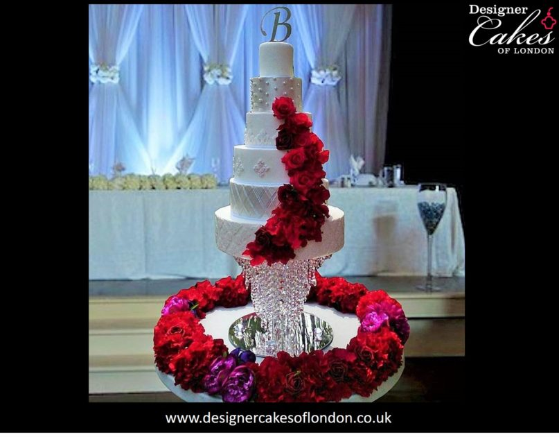 asian wedding cakes london luxury eggless asian wedding cakes 10877